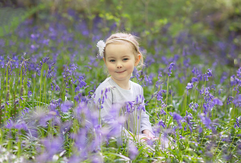 What to wear in the bluebells?